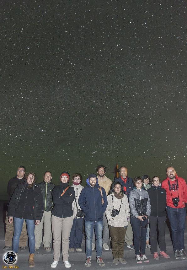 Astroturismo Foto realizada por Toño González Astrolapalma