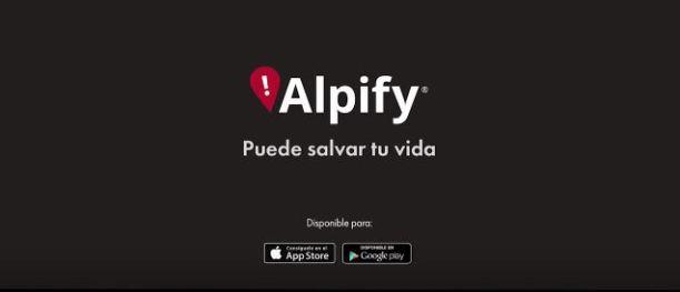 Alpify la aplicación que puede salvar tu via