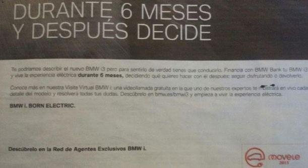 Visita virtual BMW 3i
