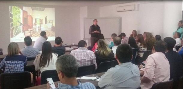 Conferencia Turismo experiencial en Colombia