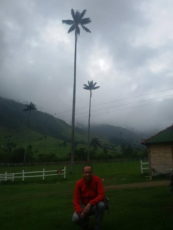 En el Valle del Cocora la Suiza Colombiana