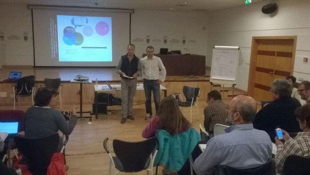 Formación en turismo experiencial a empresarios de La Palma