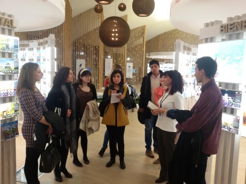Visita Pangea alumnos master en marketing creativo