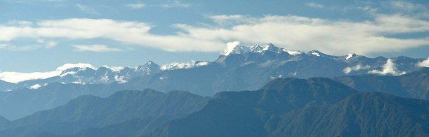 Sierra Nevada Santa Marta Colombia