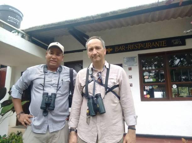 Birding Colombia
