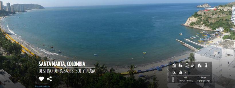 Santa Marta Colombia