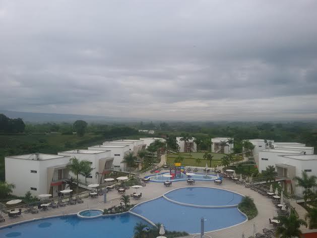 Vistas desde habitación Hotel Sonesta