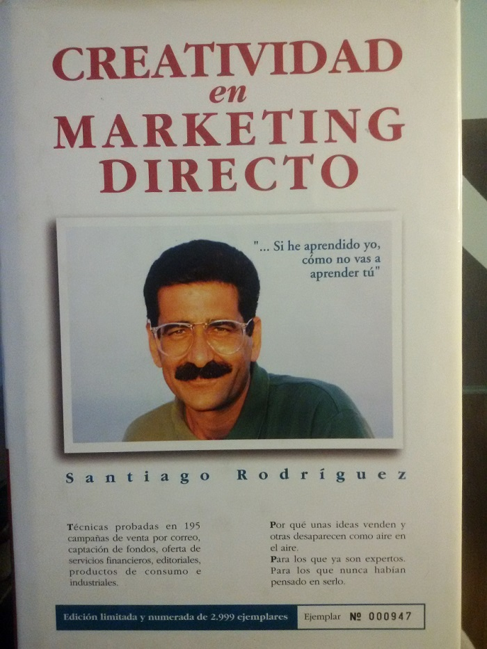 Santiago Rodríguez Marketing directo