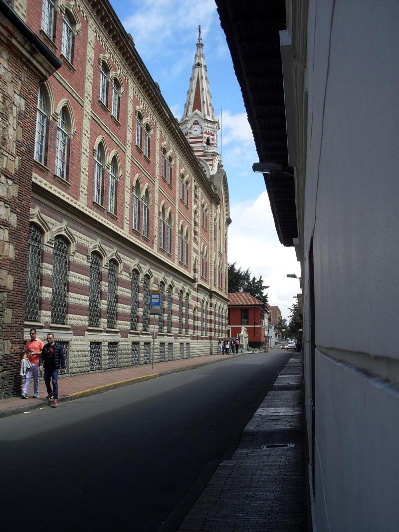 Bogotá Candelaria