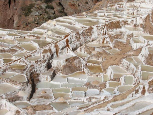 Pozas de Sal de Maras
