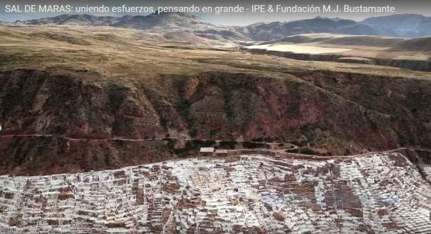 Sal de Maras Cusco Perú
