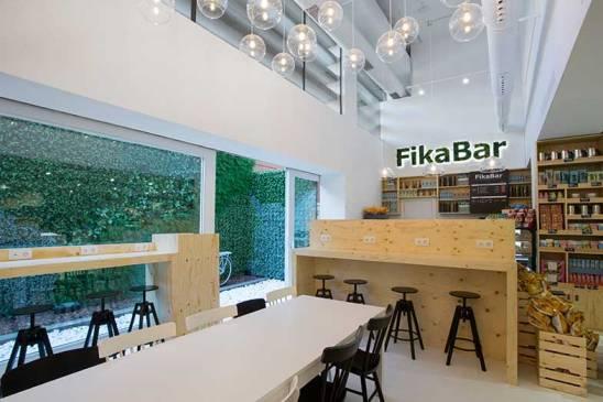 IKEA fika bar