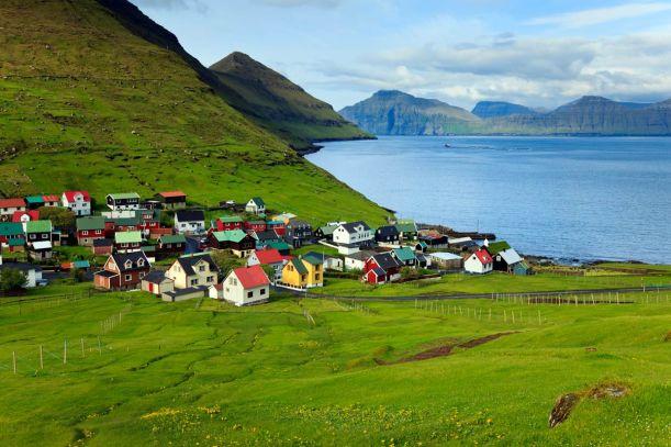 Islas Feroes