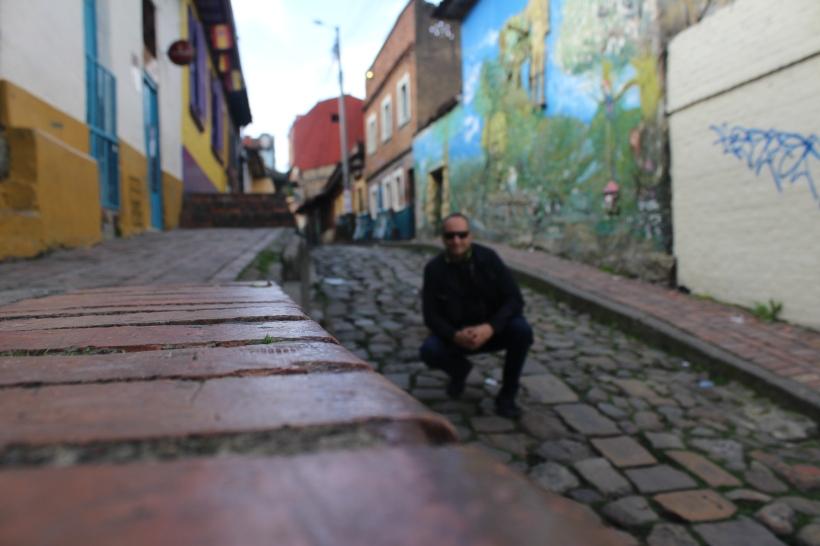 Jose Cantero en Bogotá