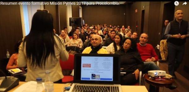 Formación en turismo experiencial para Procolombia