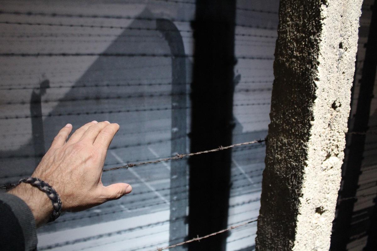 Auschwitz Exposición alambrada