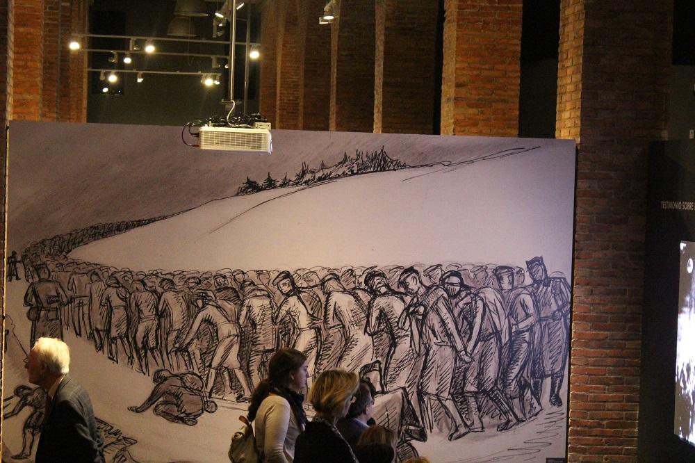 Auschwitz Exposición campo de concentración