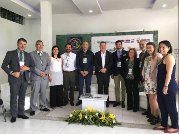 congreso termalismo y spa en Santa Rosa de Cabal Colombia