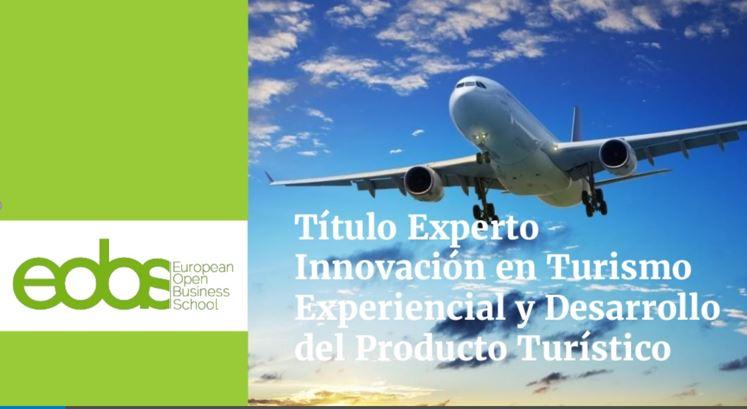 curso on line innovación en turismo experiencial y desarrollo de producto turístico