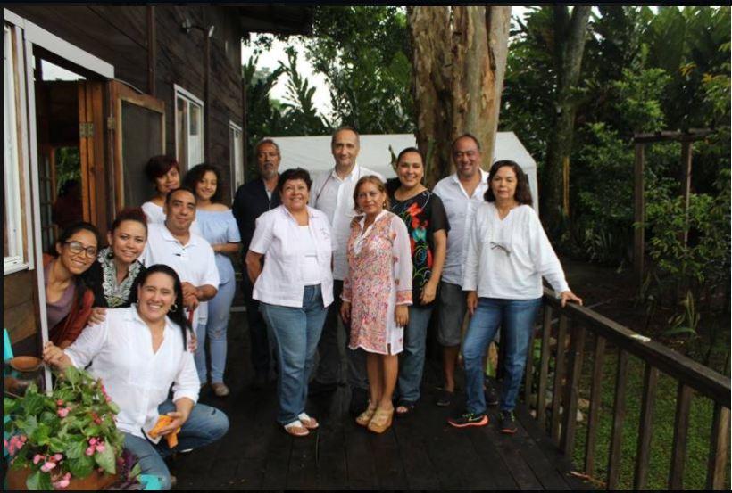 Formación turismo experiencial Chiapàs