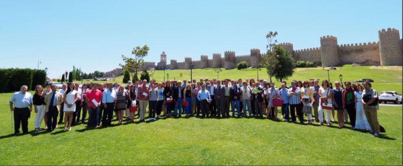 Evento formativo para la Diputación de Turismo de Ávila