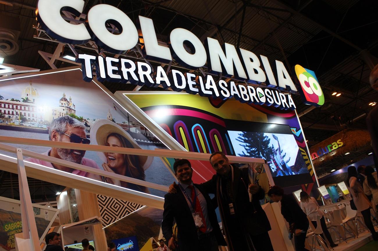 Colombia es La Tierra de la Sabrosura