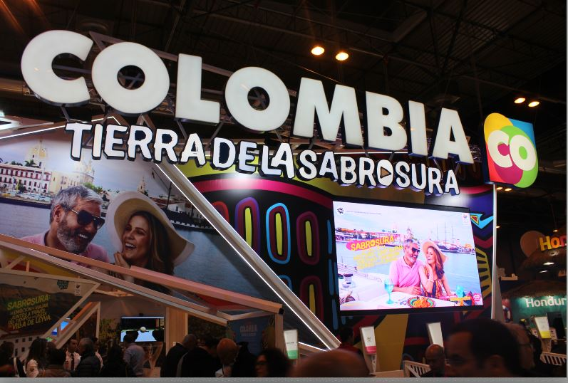 Colombia tierra de la sabrosura