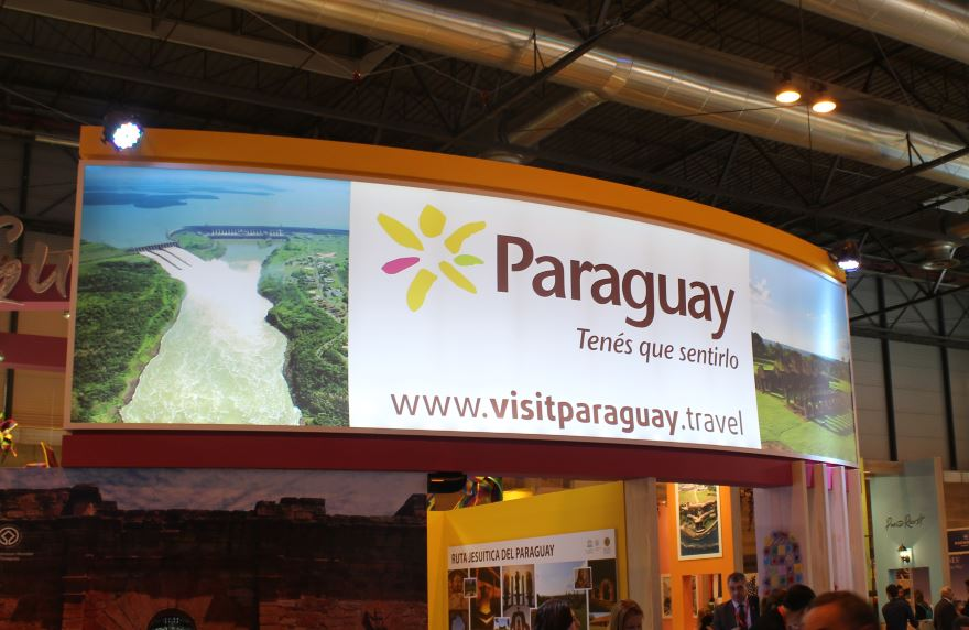 Paraguay Tenés que sentirlo