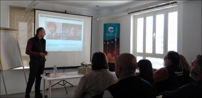Jose Cantero taller innovación en turismo experiencial