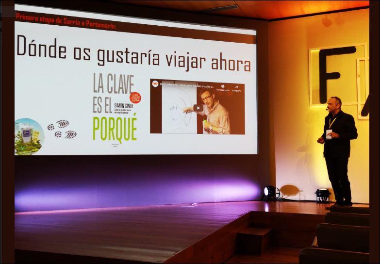 Jose Cantero consultor en innovación en turismo experiencial